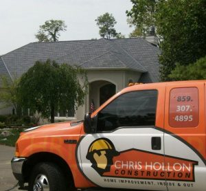 Cincinnati Roof Contractor - Chris Hollon Construction